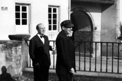 Avec Jean Oberlé