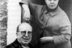 Michel and Suria Saint-Denis