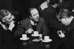 Glen Byam Shaw, Michel Saint-Denis, George Devine