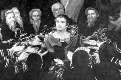 """Laurence Olivier in """"Oedipus Rex"""""""