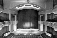 Salle réalisée par Pierre Sonrel